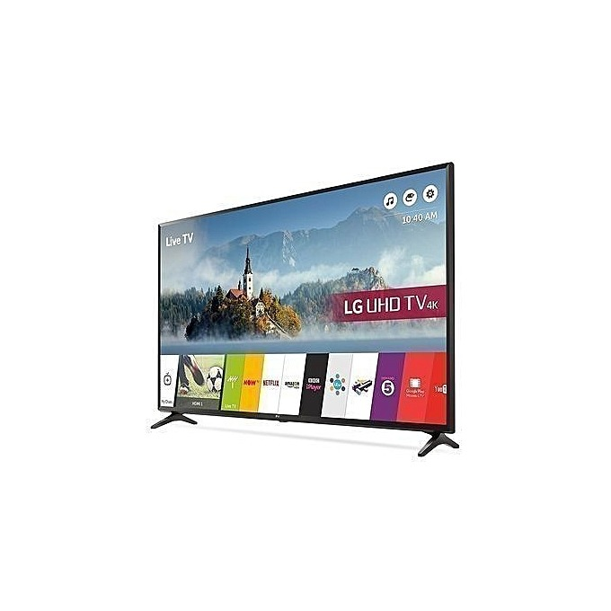 LG 43 43UJ630V – Smart UHD 4K LED TV – HD – BLACK